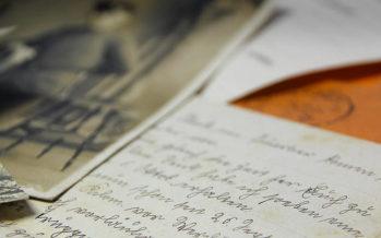 Archives : des lettres de la Première guerre mondiale mises en ligne