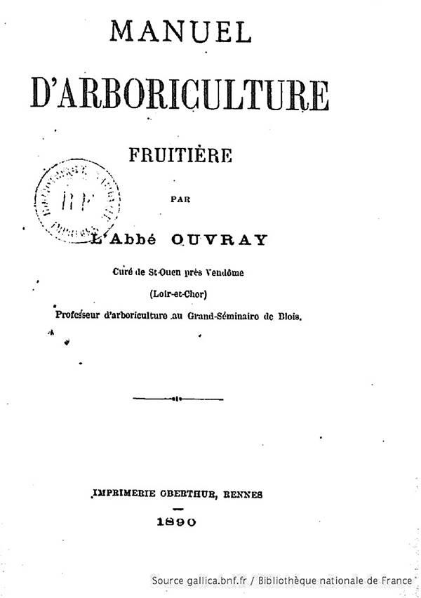 L'abbé Ouvray ; Saint-Ouen