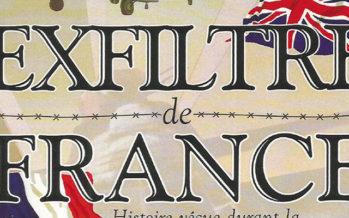 « Exfiltré de France », 3e édition