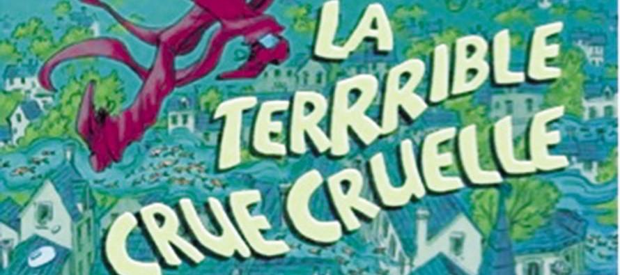 «La TerRrible Crue Cruelle» 7e et dernier tome des  Mystérieux Mystères Insolubles