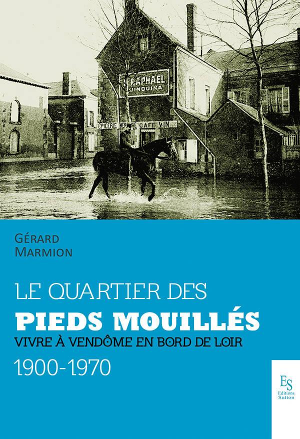 Pieds Mouillés ; Gérard Marmion