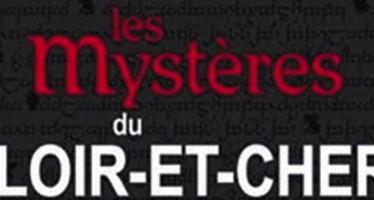 «Les Mystères du Loir-et-Cher», Samedi 7 novembre, médiathèque, Fréteval