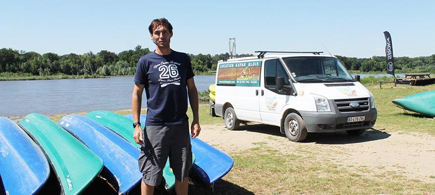 Loire Kayak ; Loire