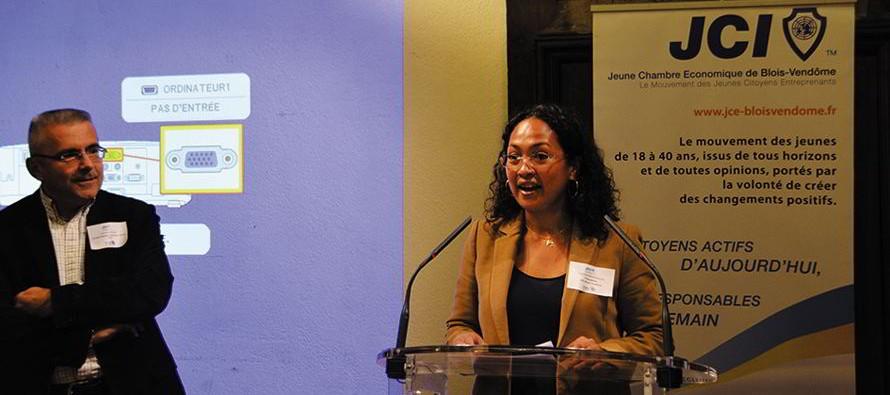 La JCE de Blois-Vendôme lance son livre «Made in Val de Loire-Loir-et-Cher» et s'expose