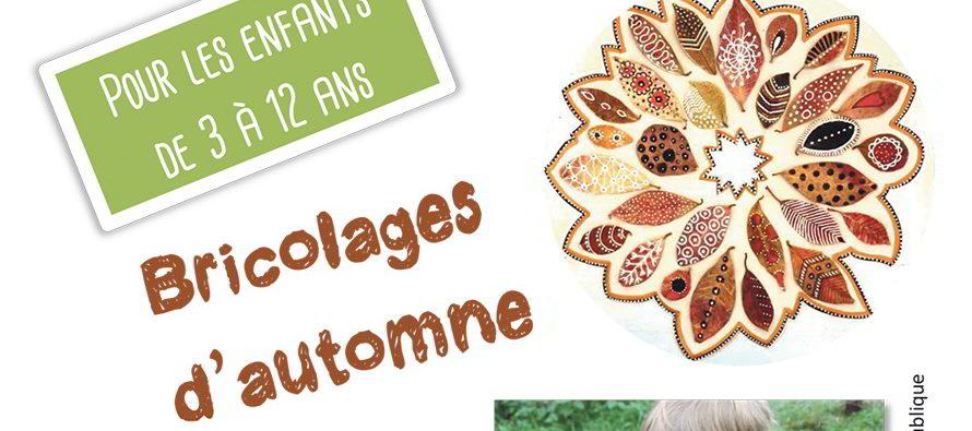 Bricolages d'automne à la Maison Botanique