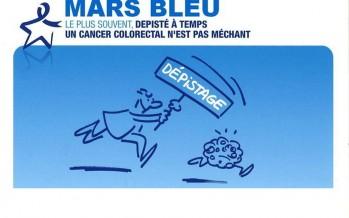 «Mars bleu 2016» : Un geste simple peut vous sauver la vie !