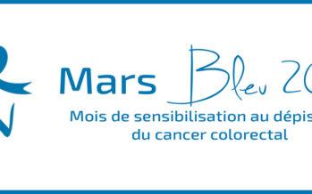 Mars Bleu 2019
