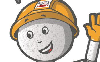Groupe Minier : «Marcel» vous présente ses bons vœux