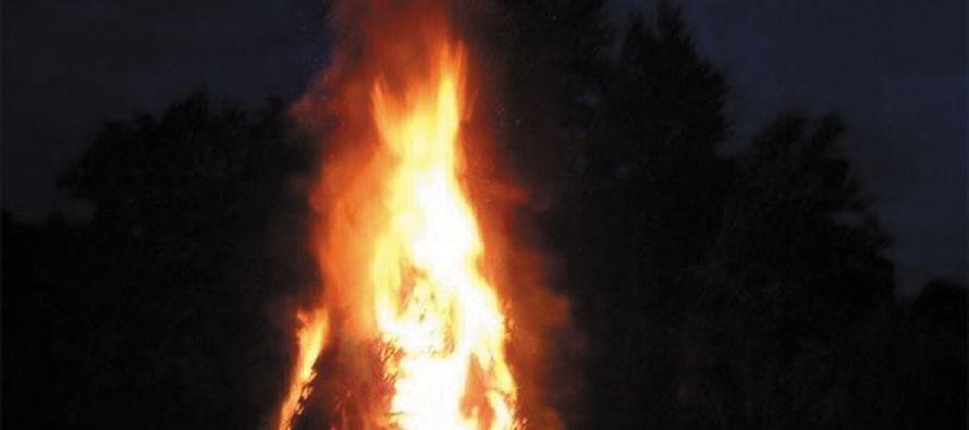 Un feu qui remonte à presque 40 ans