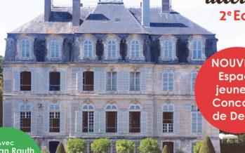 Des livres et des auteurs au château