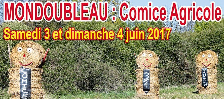 Mondoubleau : Comice Agricole les 3 et 4 juin 2017