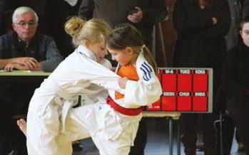 Le Judo Club de Montoire rend hommage à Georges Saillard