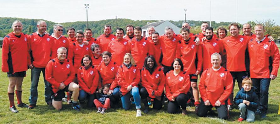 Rugby : un nouvel équipement pour une victoire