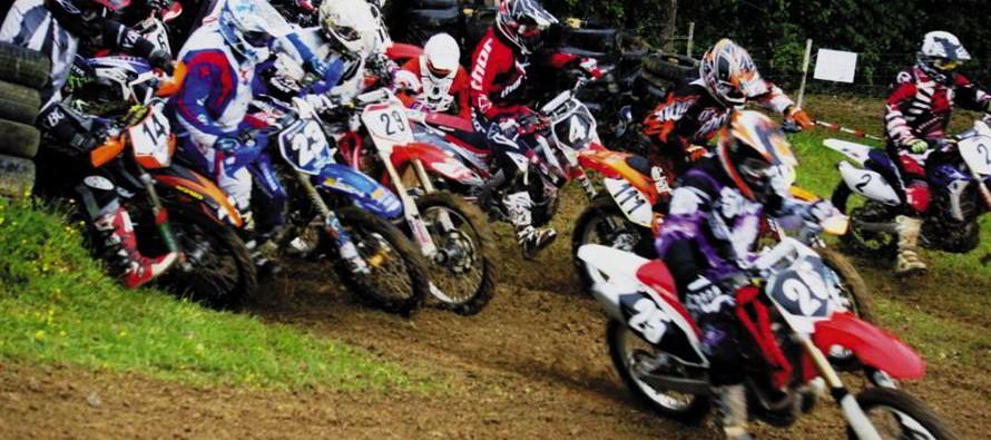 Moto Cross dimanche 31 mai à Evaillé (Sarthe)