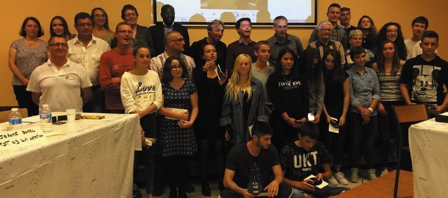 L'Assemblée Générale pour la saison 2014-2015 de l'Union Sportive Vendômoise (USV) Natation