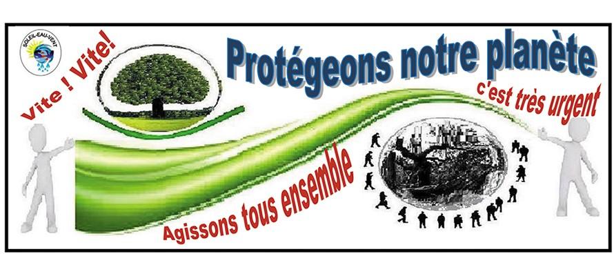 """L'association """" Soleil Eau Vent """" (SEV) organise son opération de ''Nettoyage éco-citoyen de l'environnement''"""