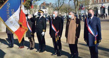 Le préfet, François Pesneau, heureux de rencontrer le département