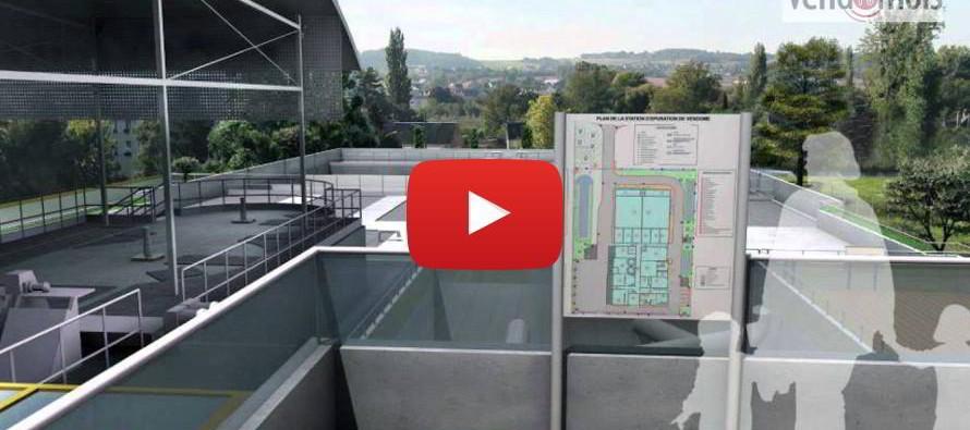 Nouvelle Station d'épuration de Vendôme