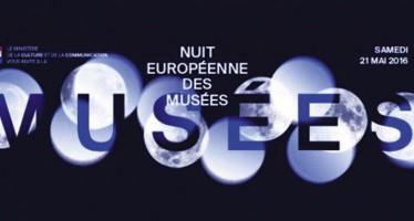 Samedi 21 mai : Nuit européenne  des musées