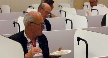 Concours vins et fromages à Thoré-la-Rochette
