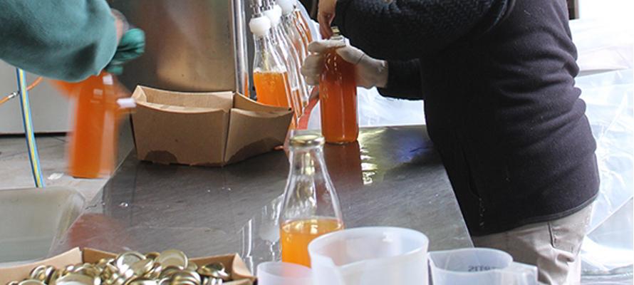 distillerie ; cidrerie ; Pelletier ; La Chapelle Huon