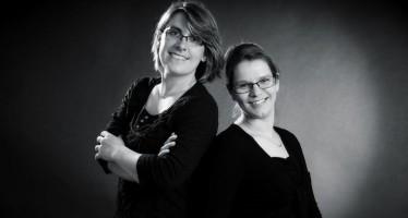 Aurore Duguet et Léna Derré, honorées «Portraitistes de France»
