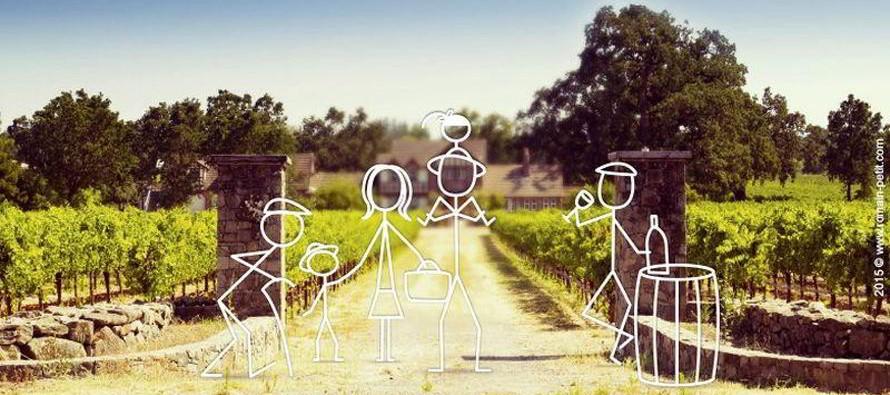 Pique-nique chez le vigneron indépendant les 23, 24 et 25 mai