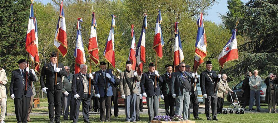 Un bel hommage aux anciens combattants