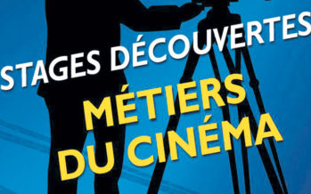 Cinéma: l'envers du décor
