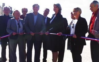 Inauguration du pôle d'échanges multimodal