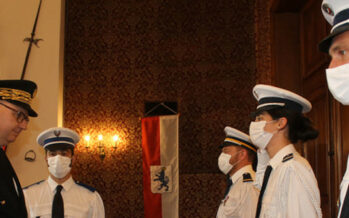 Policiers décorés