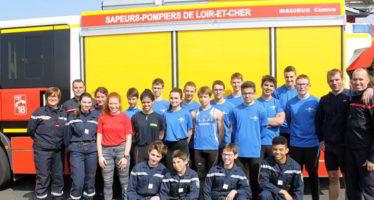 Les pompiers de Vendôme recrutent