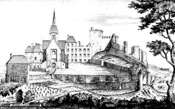 Pourquoi la soeur d'Henri IV a-t-elle été inhumée au château de Vendôme ?