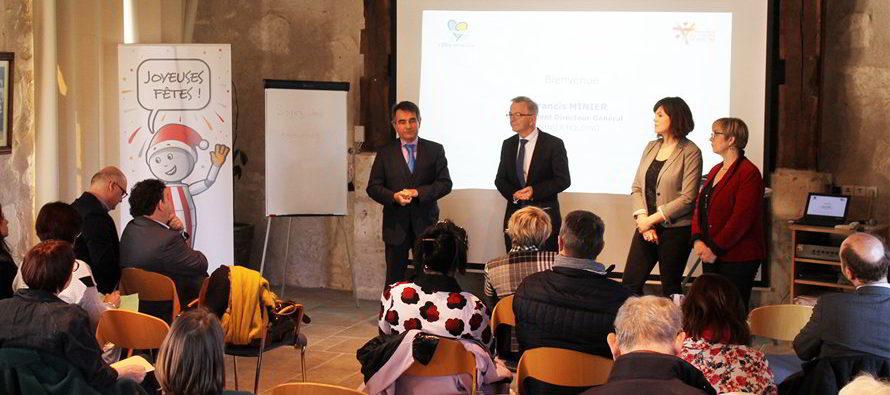 La Région Centre-Val de Loire relève le DEFI compétences emplois