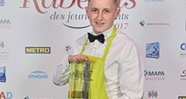 Maxime Joré récompensé