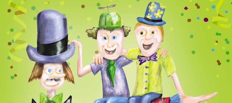 Le printemps des Rottes fête Carnaval du 3 au 7 juin