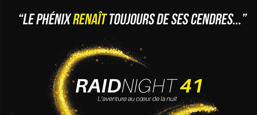les Traces du Loup ; Ludovic Chorgnon ; Raidnight 41