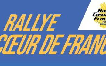Un rallye auto au cœur de Vendôme
