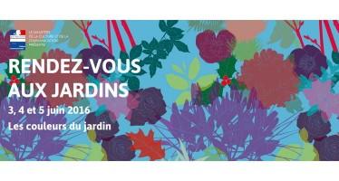Rendez-vous aux jardins 14e édition – Samedi 4 et dimanche 5 juin