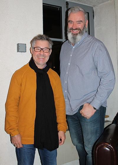 Pierre Mobèche ; Gilles Cormillot ; Regards Croisées