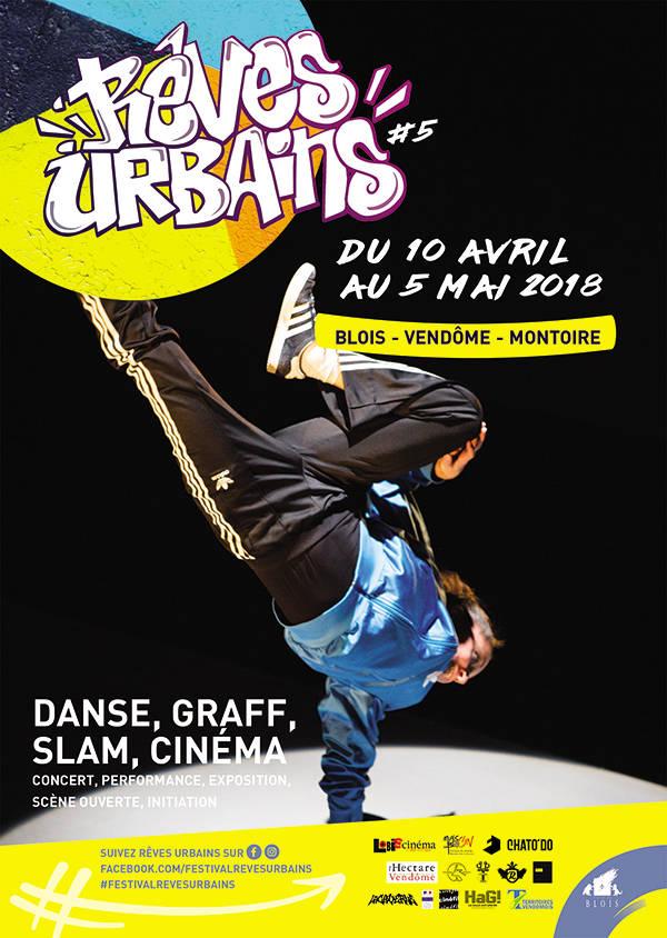 festival d'arts urbains ; Rêves urbains ; art urbain
