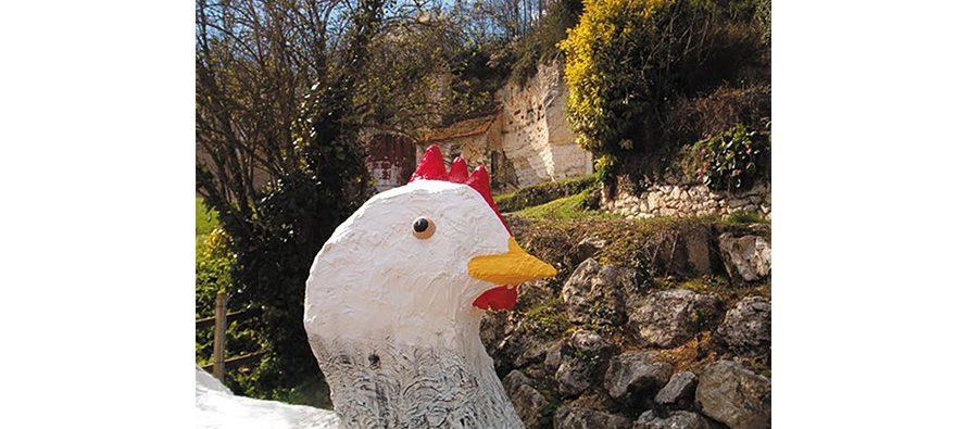 Pâques au hameau de Rochambeau