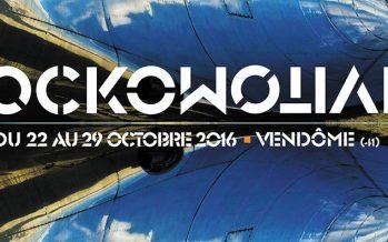 25e édition du festival Rockomotives du 22 au 29 octobre 2016 à Vendôme