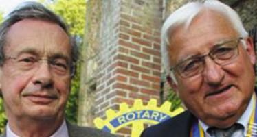 Le Rotary Club de Vendôme change de président