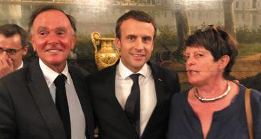 Les invités du Président