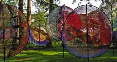 « Lumière, éclat et transparence » 10e édition de la Biennale d'Art de Ruillé-sur-Loir (72)