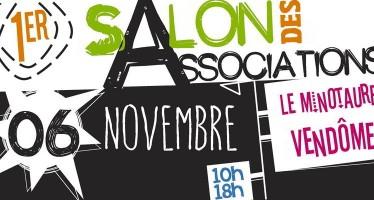1er salon des associations Vendôme – 6 novembre
