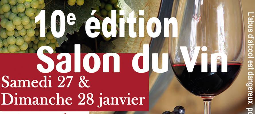 Salon du vin ; Rotary club ; Rotary club de Vendôme ; chapelle Saint-Jacques
