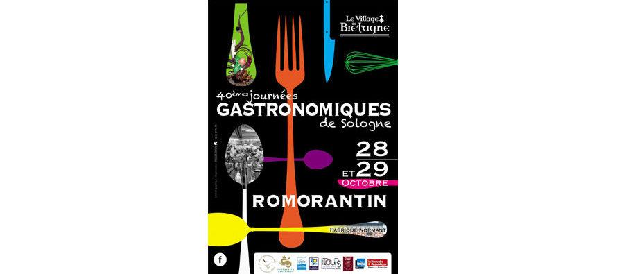 Journées gastronomiques à Romorantin