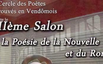 12e salon de la poésie de la nouvelle et du roman